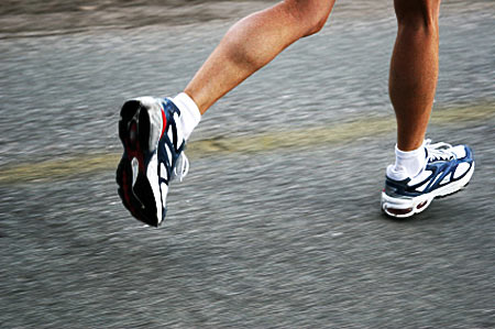 running road 2