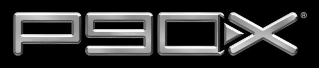P90X - logo