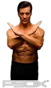 Tony Horton - X arms